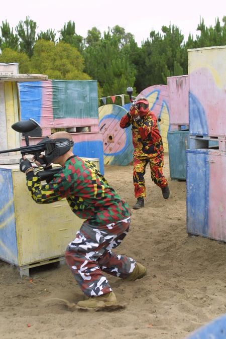 Paintball Skirmish Perth - Accommodation Coffs Harbour