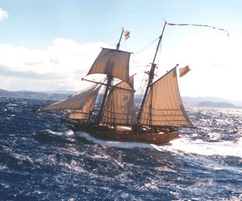 Enterprize - Melbourne's Tall Ship - Accommodation Coffs Harbour
