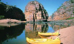 Katherine Gorge - Accommodation Coffs Harbour