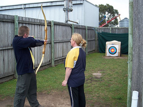 Bairnsdale Archery Mini Golf  Games Park - Accommodation Coffs Harbour