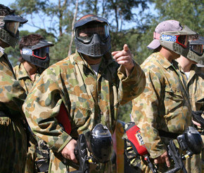 Action Paintball Games - Perth - Accommodation Coffs Harbour