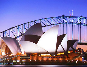 Sydney Opera House - Accommodation Coffs Harbour