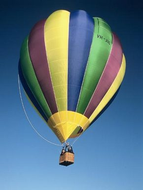 Balloon Safari - Accommodation Coffs Harbour