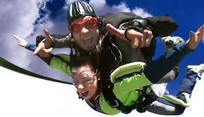 Adelaide Tandem Skydiving - Accommodation Coffs Harbour