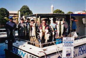 Sea Master Fishing Charters