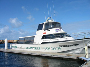 Saltwater Charters WA - Accommodation Coffs Harbour