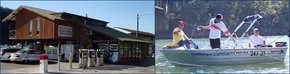 Brooklyn Central Boat Hire  General Store - Accommodation Coffs Harbour