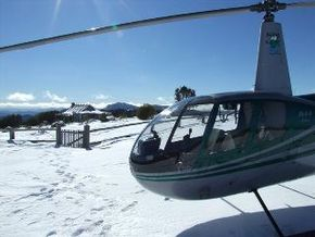 Alpine Helicopter Charter Scenic Tours - Accommodation Coffs Harbour