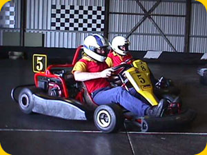 Indoor Kart Hire - Accommodation Coffs Harbour
