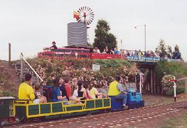 Cobden Miniature Railway & Mini Golf Park