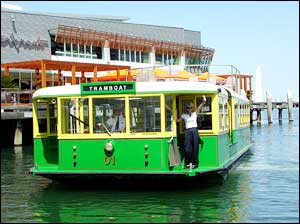 Melbourne Tramboat Cruises - Accommodation Coffs Harbour