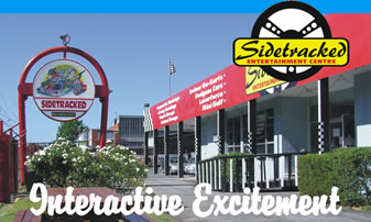 Sidetracked Entertainment Centre - Accommodation Coffs Harbour