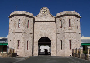 Fremantle Prison - Accommodation Coffs Harbour