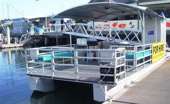 Clarence River BBQ Boats - Accommodation Coffs Harbour