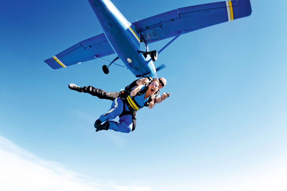 Skydive the Beach and Beyond Yarra Valley - Accommodation Coffs Harbour