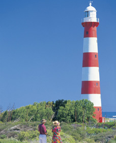 Point Moore Lighthouse - Accommodation Coffs Harbour