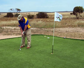 Nullarbor Links World's Longest Golf Course Australia - Accommodation Coffs Harbour