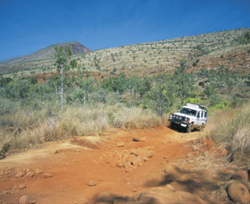 King Leopold Range National Park - Accommodation Coffs Harbour