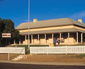 Irwin District Museum - Accommodation Coffs Harbour