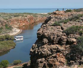 Yardie Creek Cape Range National Park - Accommodation Coffs Harbour