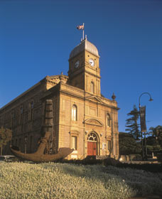 The Albany Town Hall - Accommodation Coffs Harbour