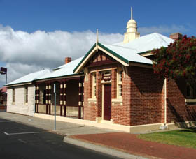 Artgeo Cultural Complex - Old Courthouse - Accommodation Coffs Harbour