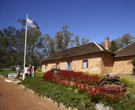 Old Gaol Museum Toodyay - Accommodation Coffs Harbour