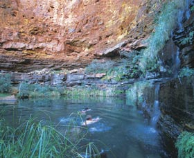 Dales Gorge and Circular Pool - Accommodation Coffs Harbour