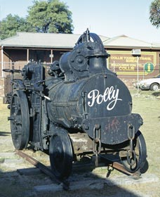 Steam Locomotive Museum - Accommodation Coffs Harbour