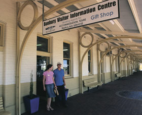 Old Railway Station Bunbury - Accommodation Coffs Harbour