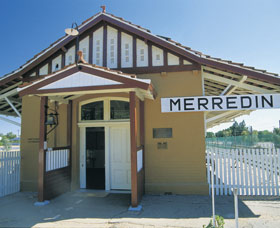 Merredin Railway Museum - Accommodation Coffs Harbour