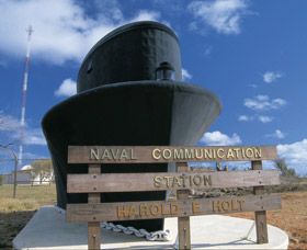 Harold E Holt Naval Communication Station - Accommodation Coffs Harbour