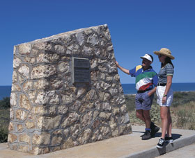 Potshot Monument - Accommodation Coffs Harbour
