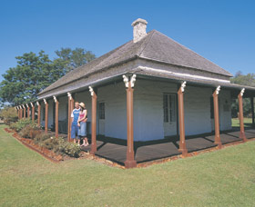 Wonnerup House and Old School - Accommodation Coffs Harbour