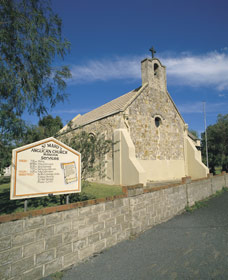 St Mary's Anglican Church - Accommodation Coffs Harbour