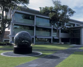 Centenary Gardens - Accommodation Coffs Harbour