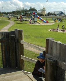Yoganup Playground - Accommodation Coffs Harbour