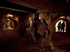 Heritage Blinman Mine Tours - Accommodation Coffs Harbour