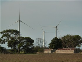 Wattle Point Wind Farm - Accommodation Coffs Harbour