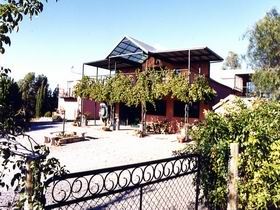 The Terrace Gallery at Patly Hill Farm - Accommodation Coffs Harbour