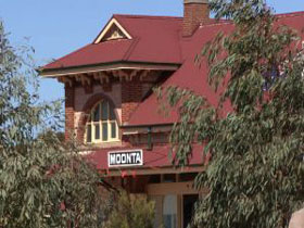 Moonta Tourist Office