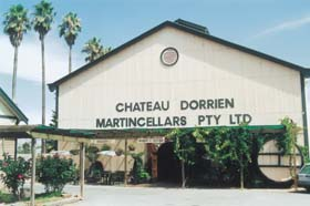 Chateau Dorrien Winery - Accommodation Coffs Harbour