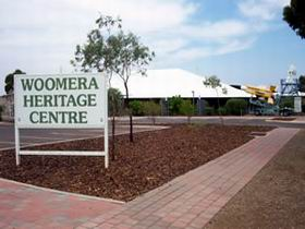 Woomera Heritage and Visitor Information Centre - Accommodation Coffs Harbour