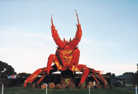 The Big Lobster - Accommodation Coffs Harbour