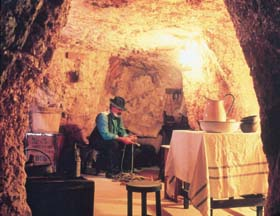 Umoona Opal Mine And Museum - Accommodation Coffs Harbour