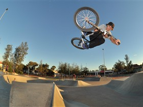 Sensational Skate Park - Accommodation Coffs Harbour