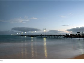 Beachport Jetty - Accommodation Coffs Harbour