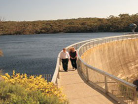 Whispering Wall - Accommodation Coffs Harbour