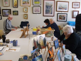 Northern Yorke Peninsula Art Group - Accommodation Coffs Harbour