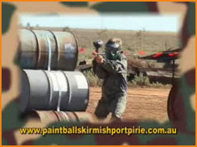 Paint Ball Skirmish Port Pirie - Accommodation Coffs Harbour